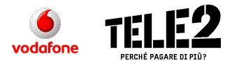 Vodafone e Tele2